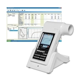 Vitalograph In2itive Spirometer with PC Cradle & Spirotrac V Software