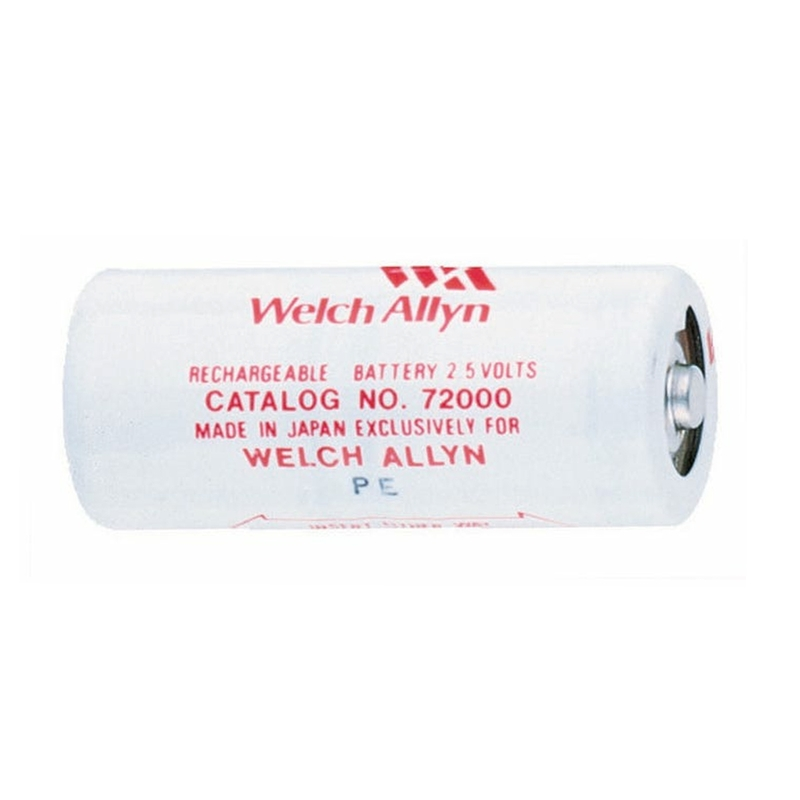 Welch Allyn 2.5v Battery - 72000