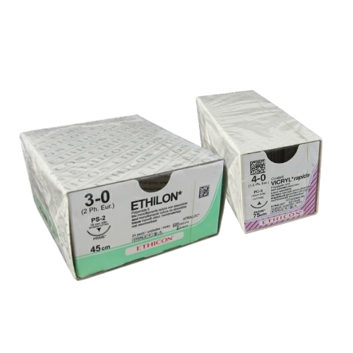 Ethicon Sutures W621 x 12