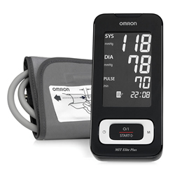 Omron MIT Elite Plus BP Monitor