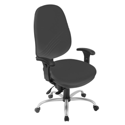 Deluxe Operator Chair Xtreme Plus Upholstery
