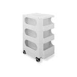 Labmobile Trolley - 3 Tier / 2 drawers