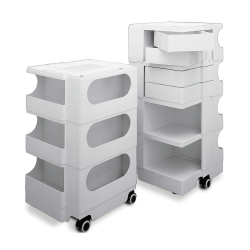 Labmobile Trolley - 4 Tier / 6 drawers