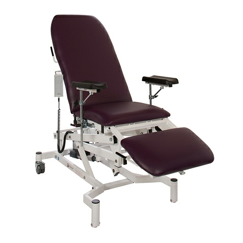 Doherty Phlebotomy and Treatment Chair