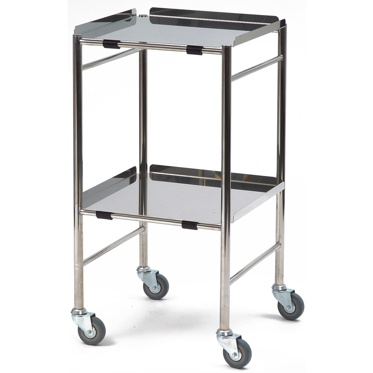 Falcon Treatment Trolley with Guard Lip