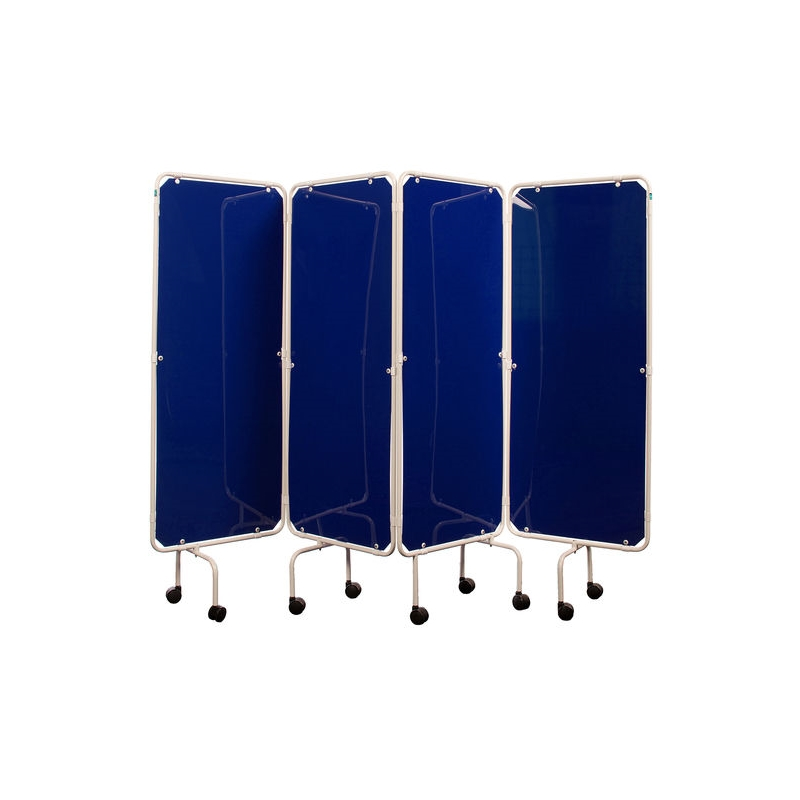 Doherty Four Panel Mobile Screen with Panels